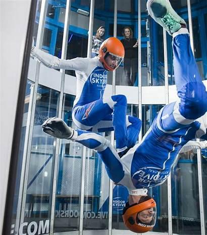 Indoor Skydive Roosendaal Indoorskydive Skydiven Prijzen Tricks