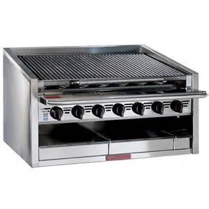 Commercial Gas Broiler