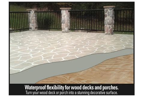 deck epoxy coating home depot deck design  ideas