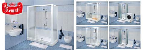 box doccia remail prezzo remail da vasca a doccia trasforma la vasca in box doccia