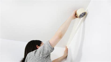 peindre un plafond facilement
