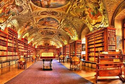 Library Wallpapers Libraries Cave Cool Awesome National