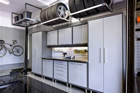 steel cabinet doors a one car garage that 39 s fit for two