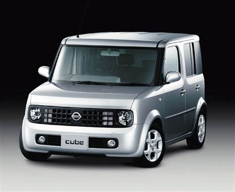 Funny Mini Mpv Type From Nissan Cube Nissan Car