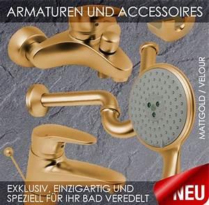 Bad Accessoires Gold : bad armaturen accessoires sanit r zubeh r in allen farben oberfl chen ~ Whattoseeinmadrid.com Haus und Dekorationen