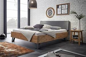 Schlafzimmer Vintage Style : oak vintage hasena bett jeno wildeiche m bel letz ihr online shop ~ Michelbontemps.com Haus und Dekorationen