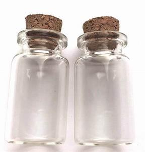 Glasflaschen Mit Korken : sammelsurium mini glasflaschen mit korken 22 x 40 mm 12 mm flaschen ffnung 2 st ck beutel ~ Orissabook.com Haus und Dekorationen