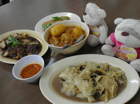 authentic nonya food in malacca restoran nancy s kitchen
