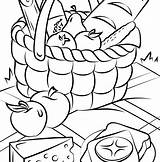 Blanket Picnic Drawing Clipartmag sketch template