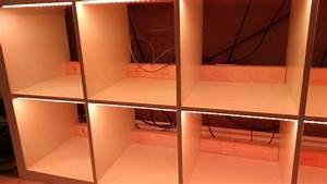 Ikea Led Strip : sound activated led light strips ikea expedit youtube ~ Watch28wear.com Haus und Dekorationen