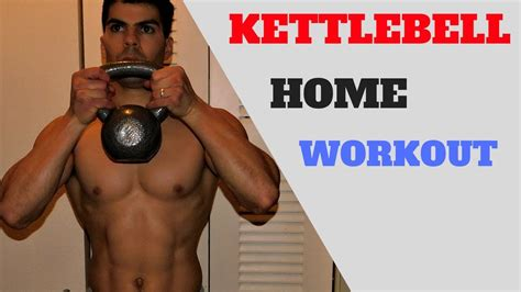 kettlebell body workout beginners
