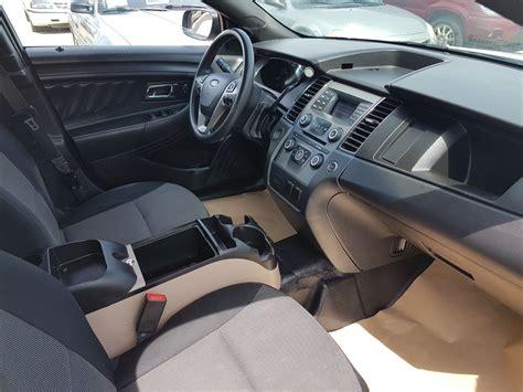 ford taurus police interceptor gtr auto sales