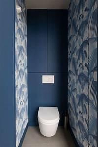 Papier Peint Toilette Original Ides
