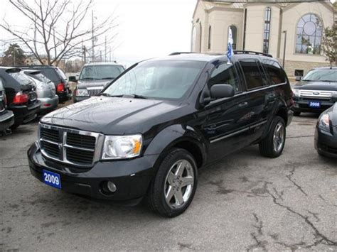 2009 Dodge Durango Slt 4x4 Dodge Colors
