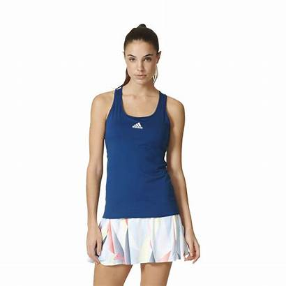 Adidas Tank Tennis Clothing Pro Transparent Ladies