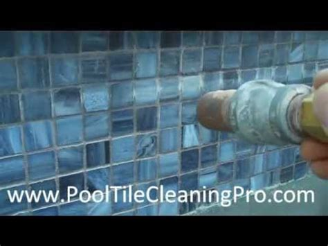 cleaning your pool tile calcuim stain removal doovi
