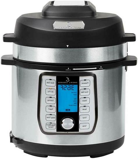 air fryer pressure cooker emeril qt steamer lagasse fryers emerils airfryer electric coupon oil deep
