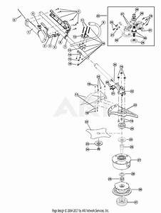 Mtd Bl250 41ad250g163  41ad250g163 Bl250 Parts Diagram For