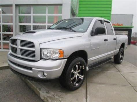 sell  ram silver sport hemi  wheels  truck wd