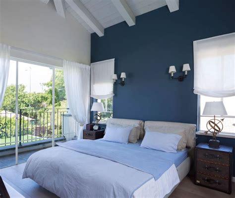 Dark Blue Master Bedroom Ideas