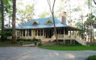 bungalow house plans with front porch tideland style exterior by our town plans