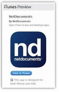netdocuments updates ios app otb consulting With netdocuments app