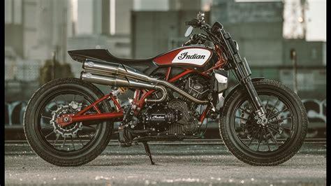 indian scout ftr1200 custom