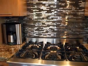 kitchen backsplash stainless steel tiles stainless steel backsplash tiles the tile home guide