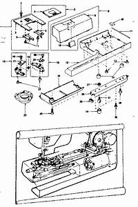 Kenmore Model 3851788180 Electronic Sewing Machines