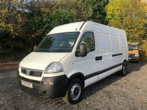 Vauxhall Movano 2 5 Cdti Lwb High Roof Mobile Workshop Excellent Condition No Vat
