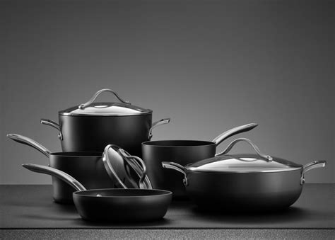 pans gas gotham steel stove pot pots gadgets kitchen cookware stoves pantry richard exploring