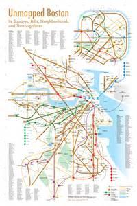 Boston Neighborhood Map
