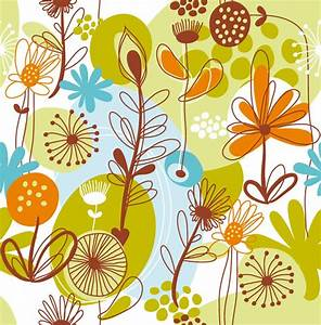 Floral Seamless Pattern | Free Vector Graphics | All Free ...