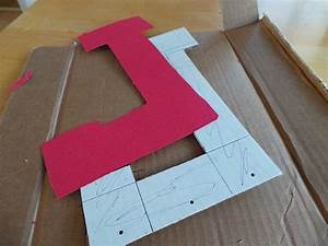 21 diy cardboard letters guide patterns With large cardboard letters