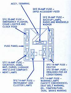 Vw 1971 Fuse Diagram