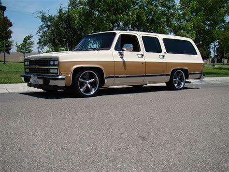 1991 Chevrolet Suburban  Possible Trade