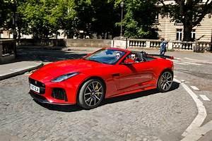 Jaguar F Type Cabriolet : jaguar f type svr convertible 2017 review auto express ~ Medecine-chirurgie-esthetiques.com Avis de Voitures