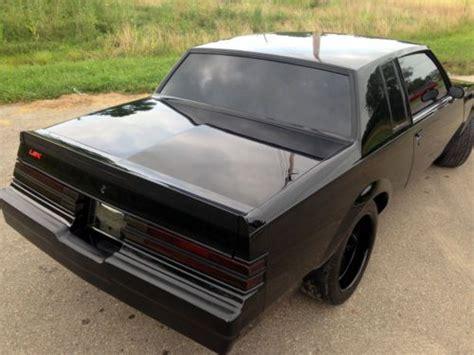 buy  custom  buick  type grand national