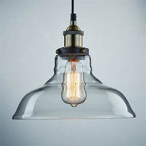 Mason jar pendant light domestic imperfection