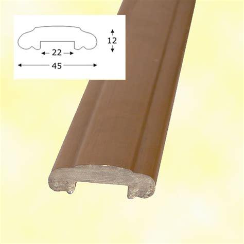 profil 233 barres main courante laiton 45x12mm