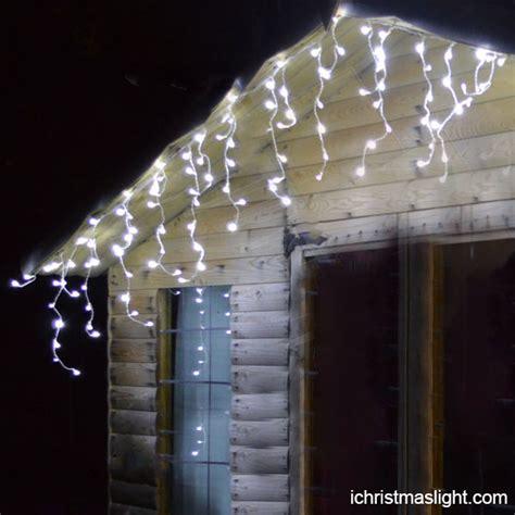 wholesale led decorative white icicle lights ichristmaslight