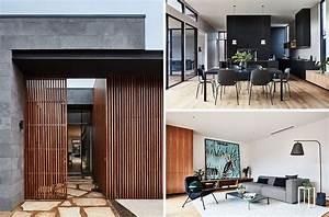 Maison Australienne Moderne Avec Cour Ext U00e9rieure Fabuleuse