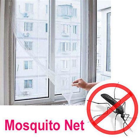 Insect Net Screen Net summer diy insect fly bug mosquito door window net mesh