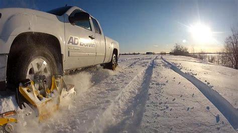 snow tracks  cars track   jebiga