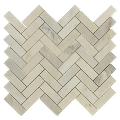 subway tile mosaic backsplash buy boardwalk herringbone tile