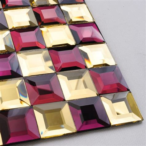 purple kitchen tiles glass mosaic tile kitchen backsplash purple gold mirror 1689