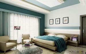 Bedroom, Feature, Walls