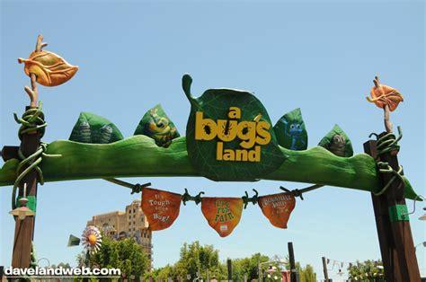 disneys california adventure images  bugs land hd