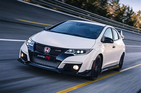 New Honda Civic Type R by 2015 Honda Civic Type R Officially Unveiled 228kw Fwd