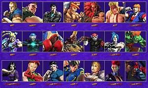 Capcom39s Street Fighter Popularity Contest Now Live